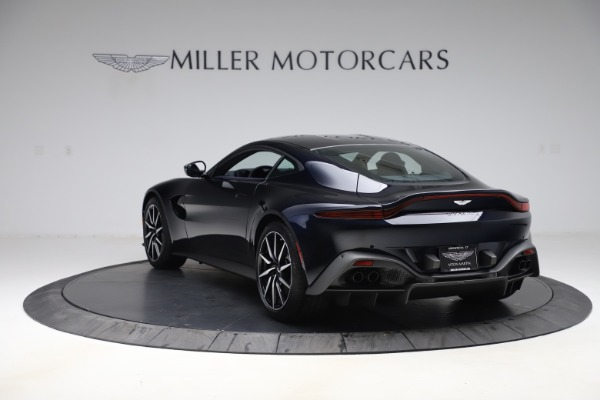 New 2020 Aston Martin Vantage Coupe for sale $177,609 at Maserati of Greenwich in Greenwich CT 06830 4