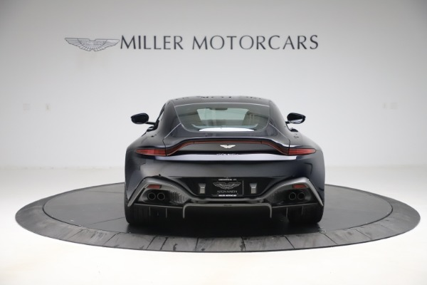 New 2020 Aston Martin Vantage Coupe for sale $177,609 at Maserati of Greenwich in Greenwich CT 06830 5