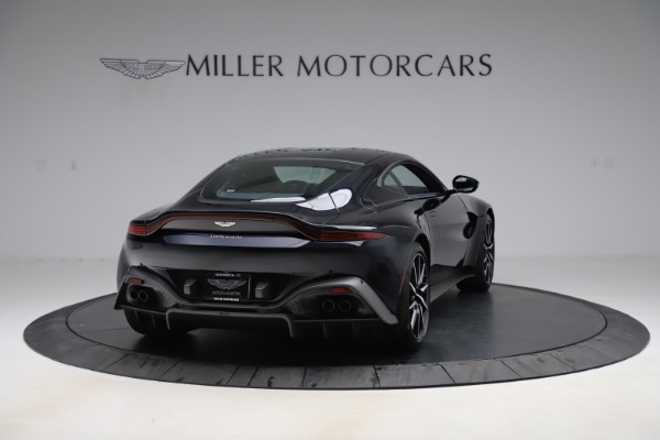 New 2020 Aston Martin Vantage Coupe for sale $177,609 at Maserati of Greenwich in Greenwich CT 06830 6