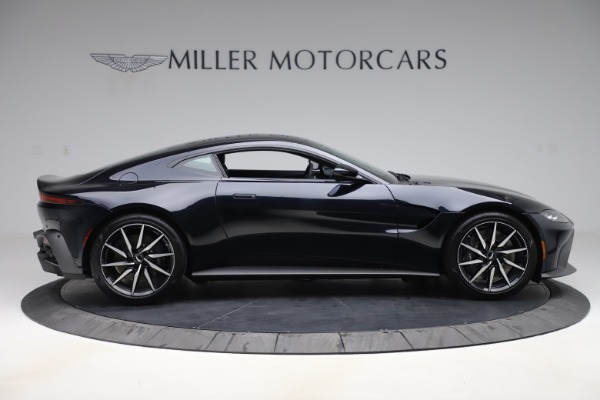 New 2020 Aston Martin Vantage Coupe for sale $177,609 at Maserati of Greenwich in Greenwich CT 06830 8