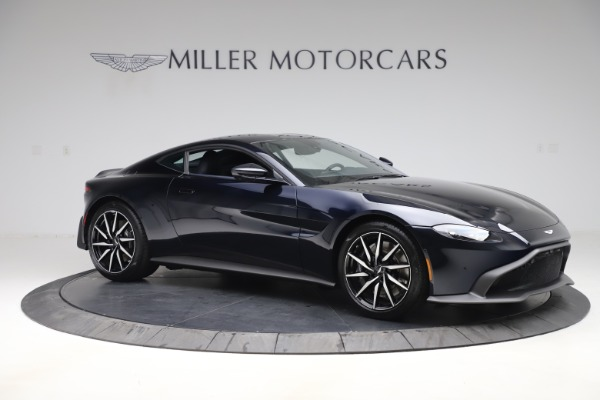 New 2020 Aston Martin Vantage Coupe for sale $177,609 at Maserati of Greenwich in Greenwich CT 06830 9