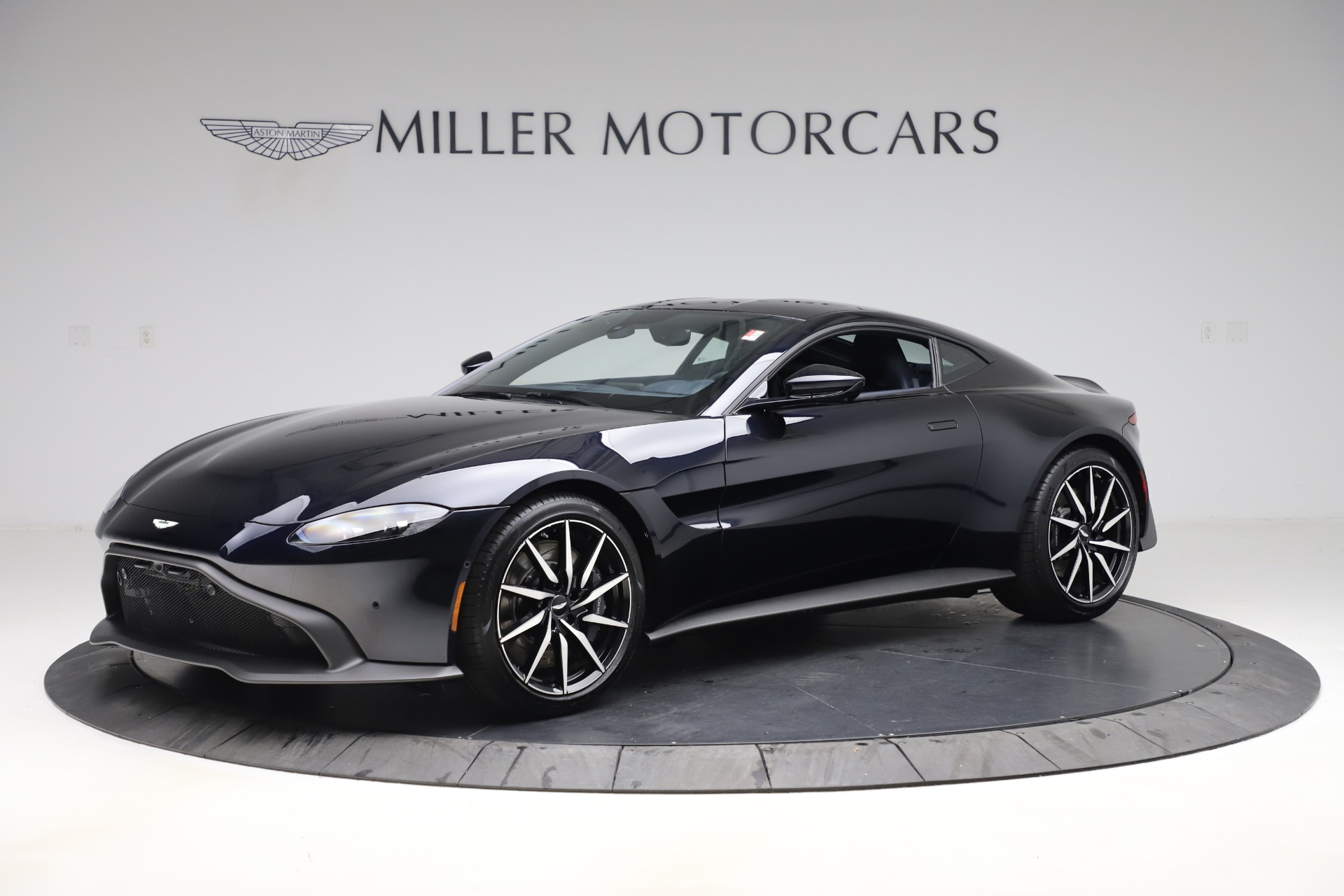 New 2020 Aston Martin Vantage Coupe for sale $177,609 at Maserati of Greenwich in Greenwich CT 06830 1