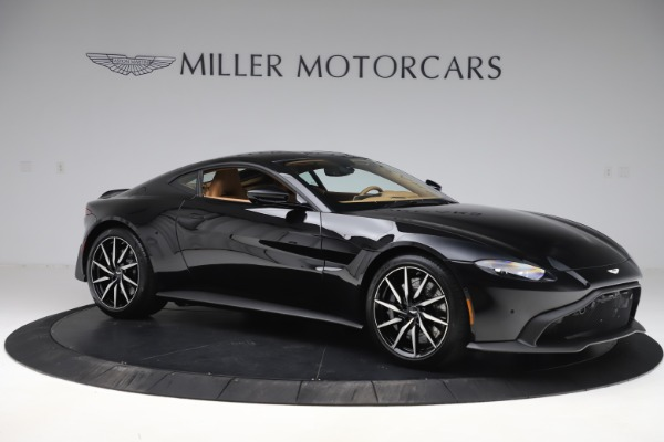 New 2020 Aston Martin Vantage Coupe for sale $183,954 at Maserati of Greenwich in Greenwich CT 06830 10