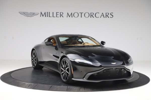 New 2020 Aston Martin Vantage Coupe for sale $183,954 at Maserati of Greenwich in Greenwich CT 06830 11