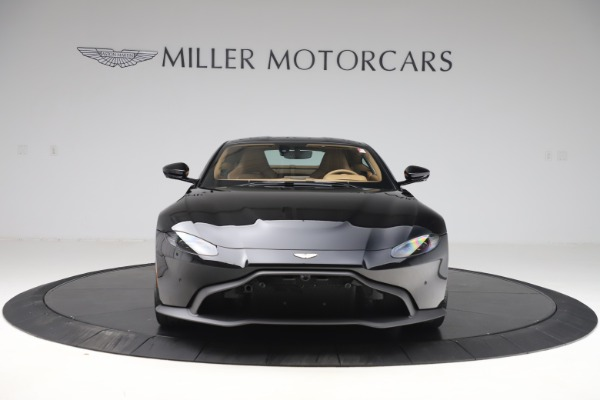 New 2020 Aston Martin Vantage Coupe for sale $183,954 at Maserati of Greenwich in Greenwich CT 06830 12