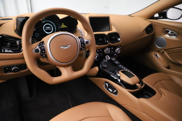 New 2020 Aston Martin Vantage Coupe for sale $183,954 at Maserati of Greenwich in Greenwich CT 06830 13