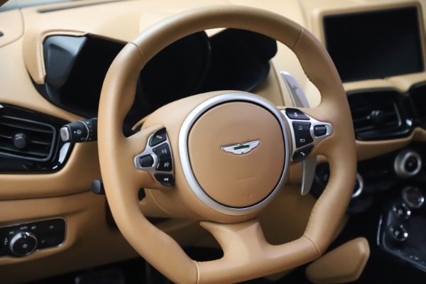 New 2020 Aston Martin Vantage Coupe for sale $183,954 at Maserati of Greenwich in Greenwich CT 06830 16