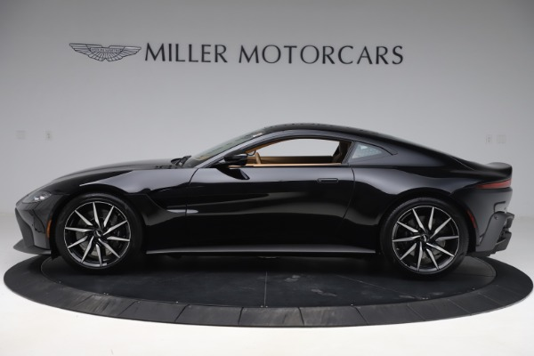 New 2020 Aston Martin Vantage Coupe for sale $183,954 at Maserati of Greenwich in Greenwich CT 06830 3