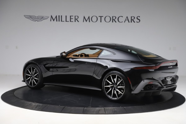 New 2020 Aston Martin Vantage Coupe for sale $183,954 at Maserati of Greenwich in Greenwich CT 06830 4