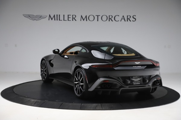 New 2020 Aston Martin Vantage Coupe for sale $183,954 at Maserati of Greenwich in Greenwich CT 06830 5
