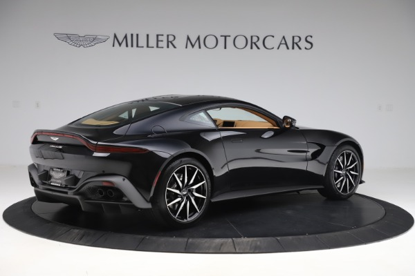 New 2020 Aston Martin Vantage Coupe for sale $183,954 at Maserati of Greenwich in Greenwich CT 06830 8