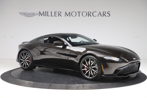 New 2020 Aston Martin Vantage Coupe for sale $184,787 at Maserati of Greenwich in Greenwich CT 06830 10