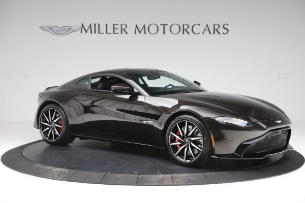 New 2020 Aston Martin Vantage for sale $184,787 at Maserati of Greenwich in Greenwich CT 06830 10