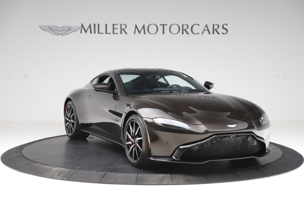 New 2020 Aston Martin Vantage Coupe for sale $184,787 at Maserati of Greenwich in Greenwich CT 06830 11