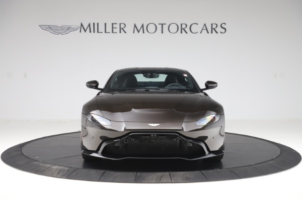 New 2020 Aston Martin Vantage Coupe for sale $184,787 at Maserati of Greenwich in Greenwich CT 06830 12