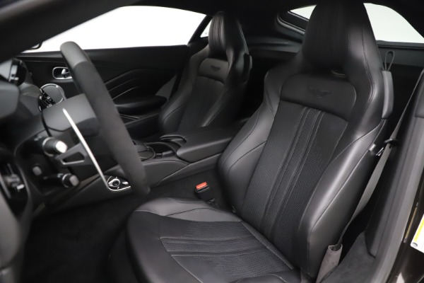 New 2020 Aston Martin Vantage for sale $184,787 at Maserati of Greenwich in Greenwich CT 06830 15