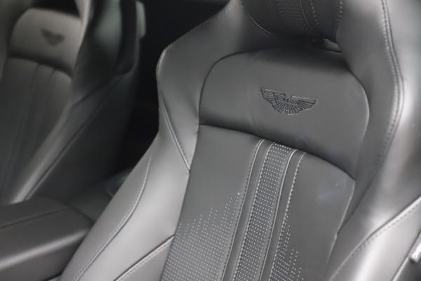 New 2020 Aston Martin Vantage for sale $184,787 at Maserati of Greenwich in Greenwich CT 06830 16