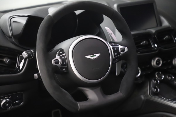 New 2020 Aston Martin Vantage Coupe for sale $184,787 at Maserati of Greenwich in Greenwich CT 06830 17