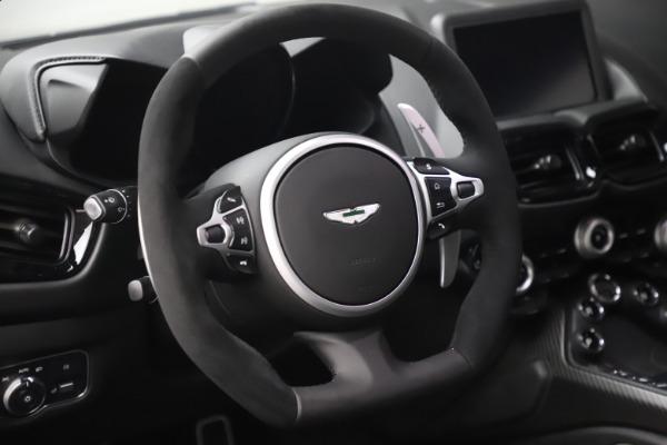 New 2020 Aston Martin Vantage for sale $184,787 at Maserati of Greenwich in Greenwich CT 06830 17