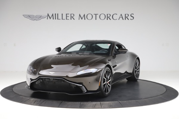 New 2020 Aston Martin Vantage Coupe for sale $184,787 at Maserati of Greenwich in Greenwich CT 06830 2