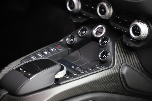 New 2020 Aston Martin Vantage for sale $184,787 at Maserati of Greenwich in Greenwich CT 06830 22