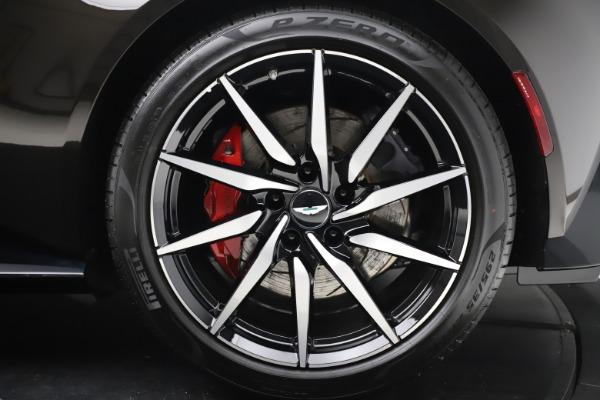 New 2020 Aston Martin Vantage for sale $184,787 at Maserati of Greenwich in Greenwich CT 06830 23