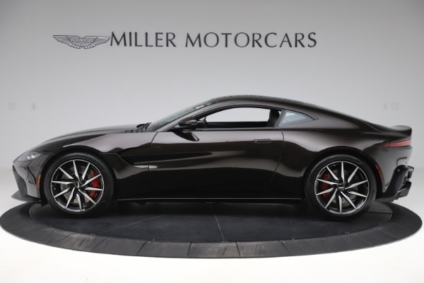 New 2020 Aston Martin Vantage Coupe for sale $184,787 at Maserati of Greenwich in Greenwich CT 06830 3