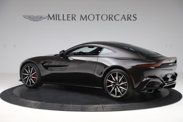New 2020 Aston Martin Vantage Coupe for sale $184,787 at Maserati of Greenwich in Greenwich CT 06830 4