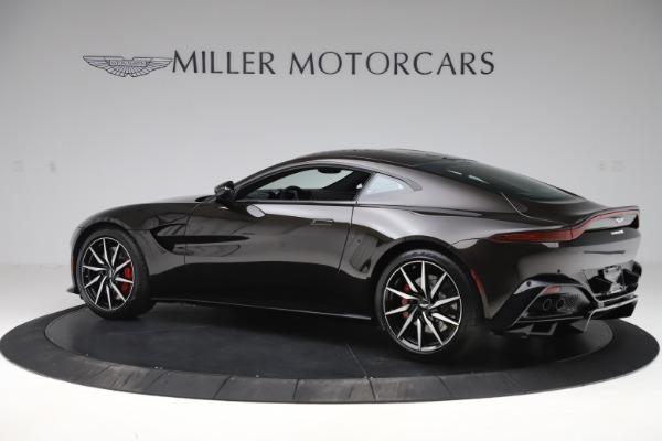 New 2020 Aston Martin Vantage for sale $184,787 at Maserati of Greenwich in Greenwich CT 06830 4