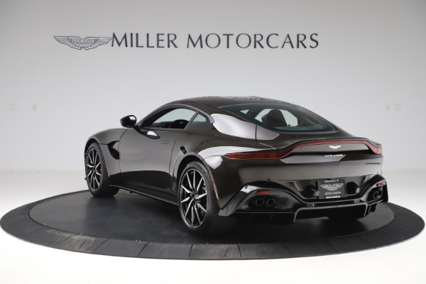 New 2020 Aston Martin Vantage Coupe for sale $184,787 at Maserati of Greenwich in Greenwich CT 06830 5