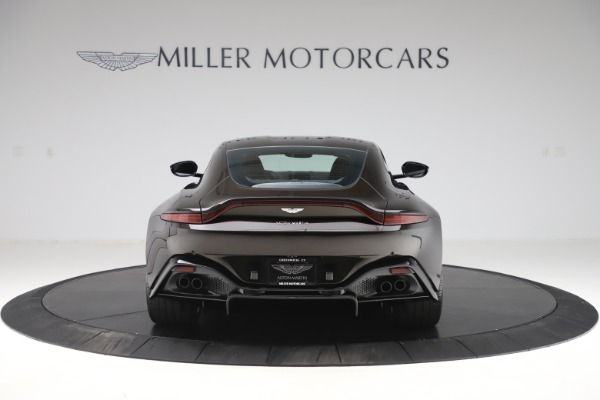 New 2020 Aston Martin Vantage Coupe for sale $184,787 at Maserati of Greenwich in Greenwich CT 06830 6