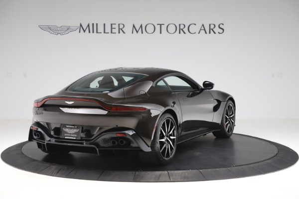 New 2020 Aston Martin Vantage Coupe for sale $184,787 at Maserati of Greenwich in Greenwich CT 06830 7