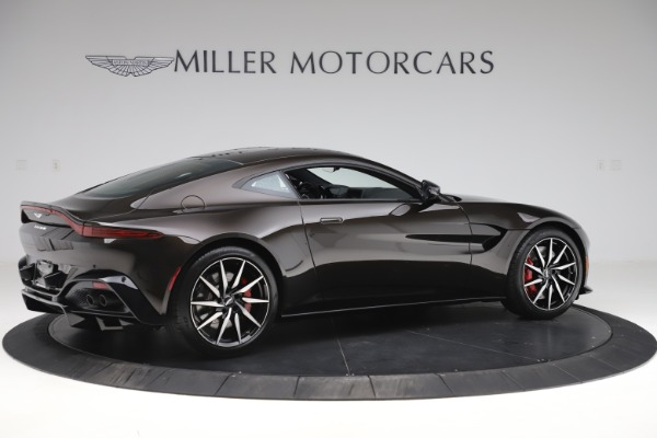 New 2020 Aston Martin Vantage Coupe for sale $184,787 at Maserati of Greenwich in Greenwich CT 06830 8