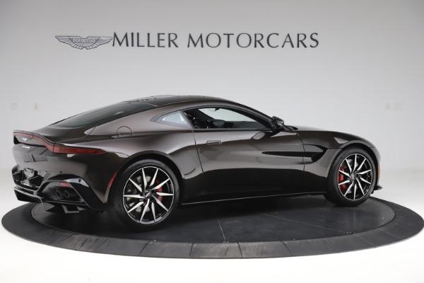 New 2020 Aston Martin Vantage for sale $184,787 at Maserati of Greenwich in Greenwich CT 06830 8
