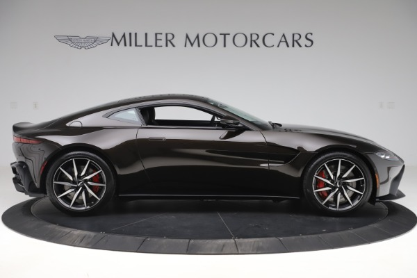 New 2020 Aston Martin Vantage Coupe for sale $184,787 at Maserati of Greenwich in Greenwich CT 06830 9
