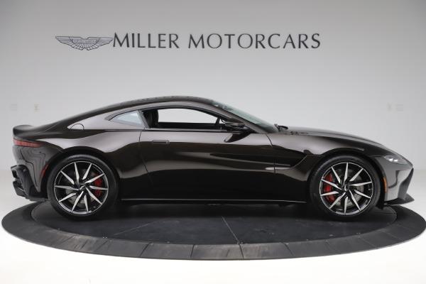 New 2020 Aston Martin Vantage for sale $184,787 at Maserati of Greenwich in Greenwich CT 06830 9