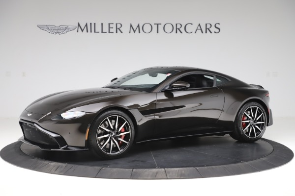 New 2020 Aston Martin Vantage Coupe for sale $184,787 at Maserati of Greenwich in Greenwich CT 06830 1
