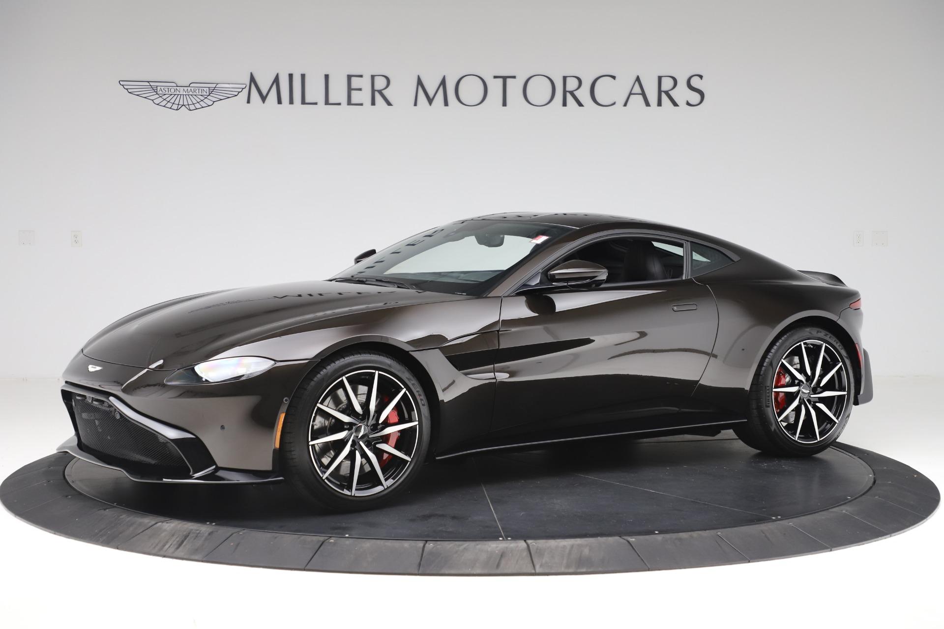 New 2020 Aston Martin Vantage for sale $184,787 at Maserati of Greenwich in Greenwich CT 06830 1