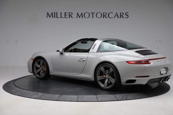Used 2018 Porsche 911 Targa 4S for sale $134,900 at Maserati of Greenwich in Greenwich CT 06830 4