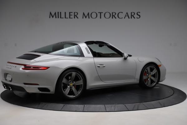 Used 2018 Porsche 911 Targa 4S for sale $134,900 at Maserati of Greenwich in Greenwich CT 06830 8