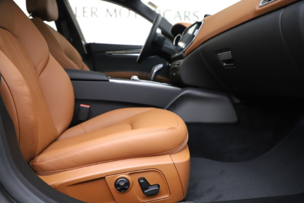 New 2020 Maserati Ghibli S Q4 for sale Sold at Maserati of Greenwich in Greenwich CT 06830 23