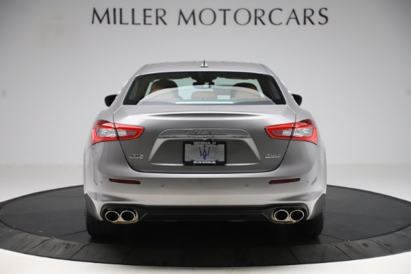 New 2020 Maserati Ghibli S Q4 for sale Sold at Maserati of Greenwich in Greenwich CT 06830 6