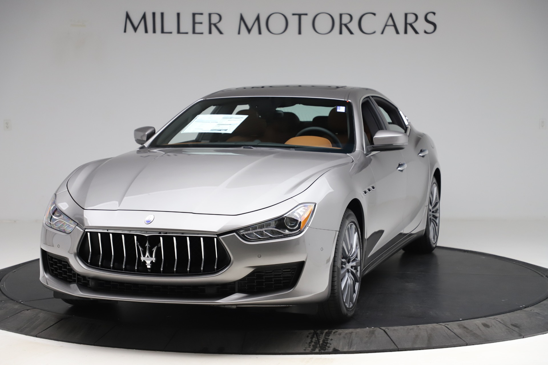 New 2020 Maserati Ghibli S Q4 for sale Sold at Maserati of Greenwich in Greenwich CT 06830 1