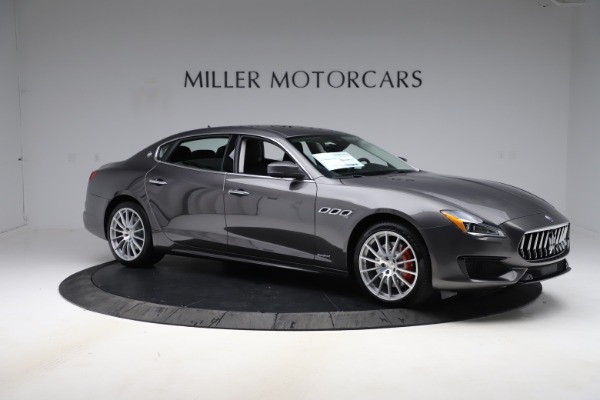 New 2020 Maserati Quattroporte S Q4 GranSport for sale $121,885 at Maserati of Greenwich in Greenwich CT 06830 10