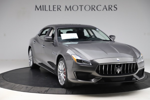 New 2020 Maserati Quattroporte S Q4 GranSport for sale $121,885 at Maserati of Greenwich in Greenwich CT 06830 11