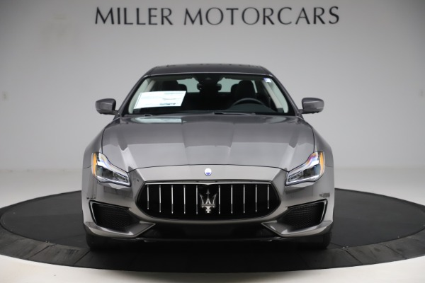 New 2020 Maserati Quattroporte S Q4 GranSport for sale $121,885 at Maserati of Greenwich in Greenwich CT 06830 12