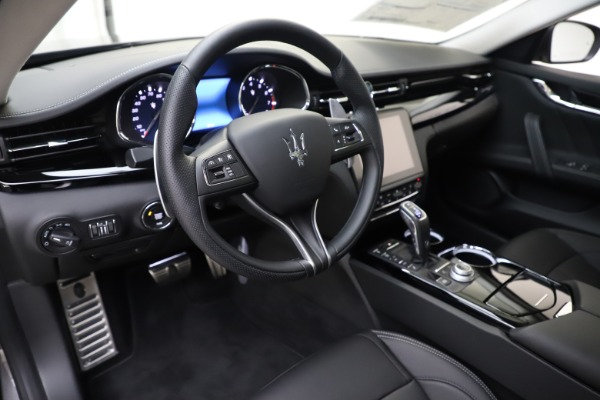 New 2020 Maserati Quattroporte S Q4 GranSport for sale $121,885 at Maserati of Greenwich in Greenwich CT 06830 13