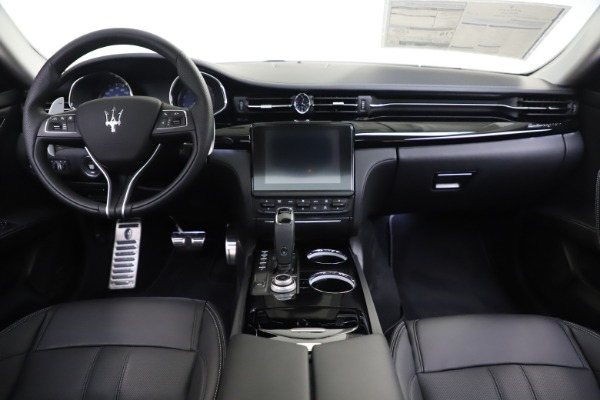 New 2020 Maserati Quattroporte S Q4 GranSport for sale $121,885 at Maserati of Greenwich in Greenwich CT 06830 16