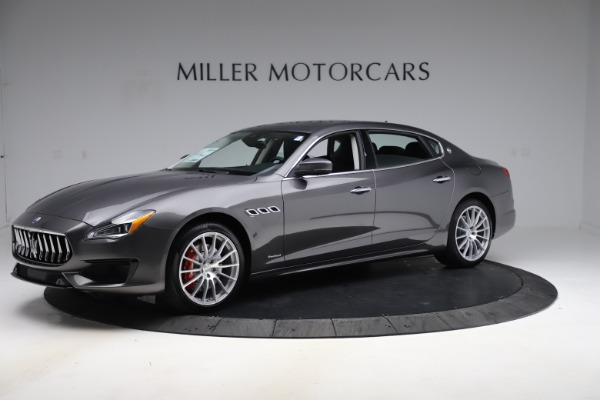 New 2020 Maserati Quattroporte S Q4 GranSport for sale $121,885 at Maserati of Greenwich in Greenwich CT 06830 2