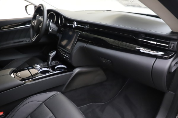 New 2020 Maserati Quattroporte S Q4 GranSport for sale $121,885 at Maserati of Greenwich in Greenwich CT 06830 21